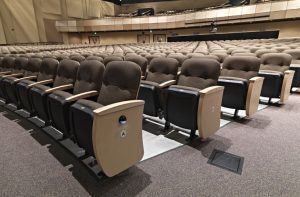 Church Interiors Theatre Seating