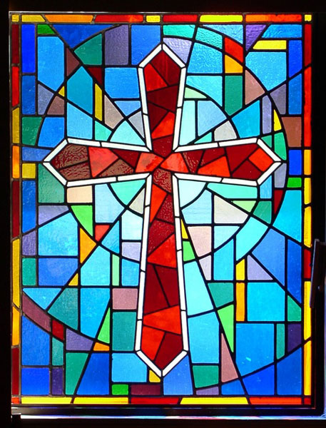 Church Stained Glass : Cathedral glass church interiors inc