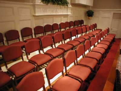 Church Choir Chairs