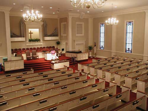 Choir Loft Church Interiors Inc
