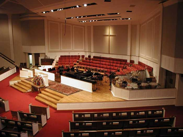 Church Sanctuary Renovations Remodeling Restorations