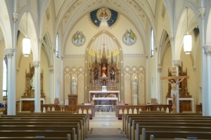 Catholic Church Renovation - After