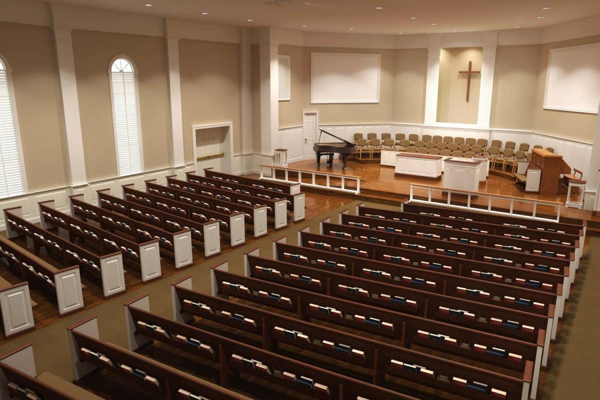 Traditional Church amp Sanctuary Renovations Interiors