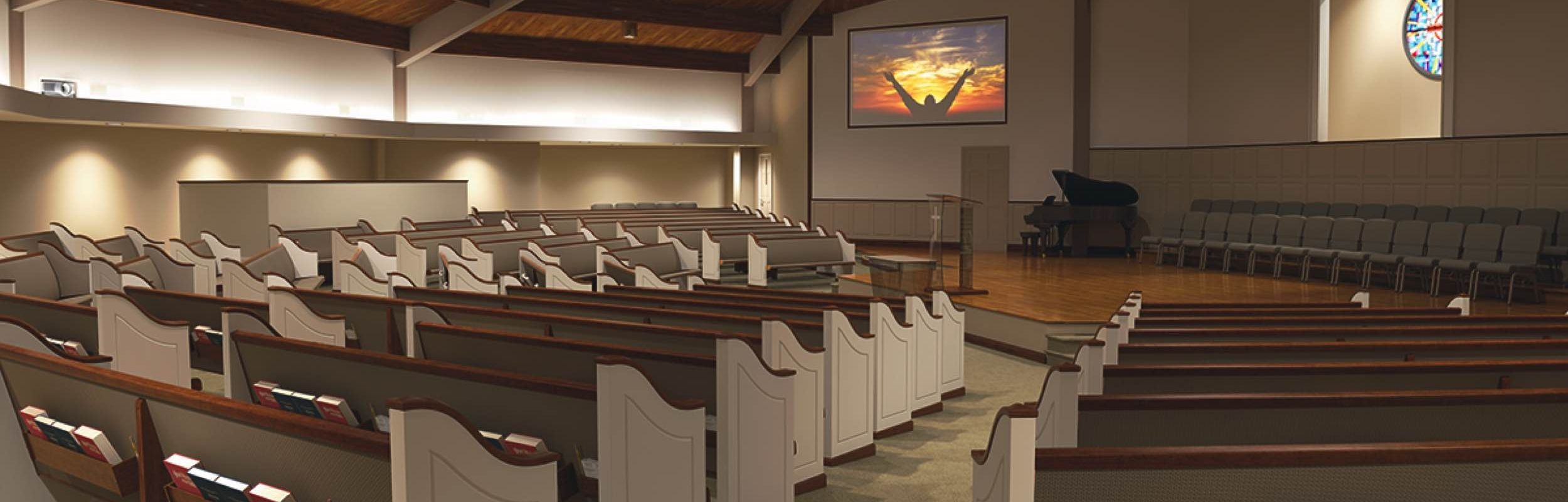16 audio video performance lighting - Small Church Sanctuary Design Ideas