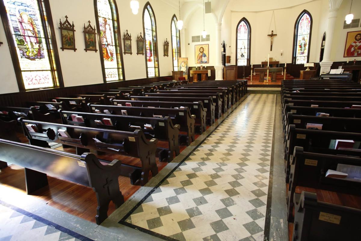 Church Renovations & Remodeling, Sanctuary & Pew Restoration - Church ...