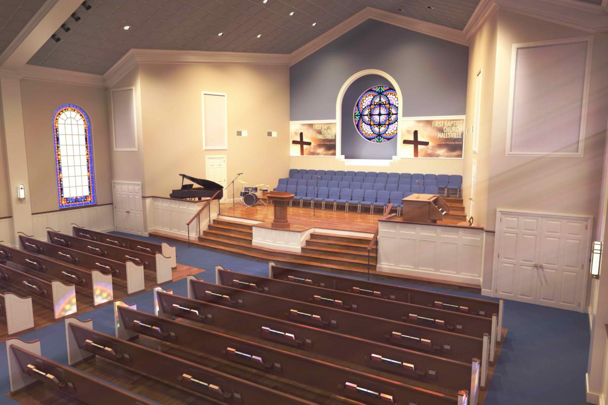 Baptist Church Interior Design Home Design