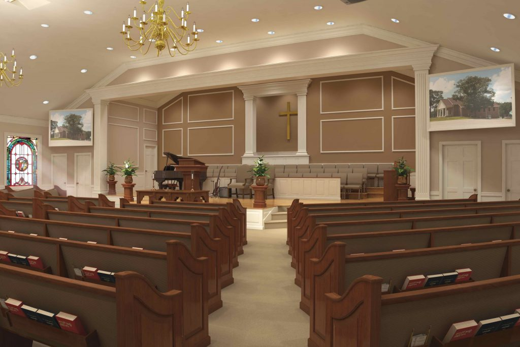 Traditional Church Amp Sanctuary Renovations