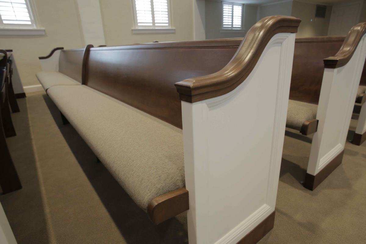 Church Pew Upholstery Pew Cushion Upholstering Church