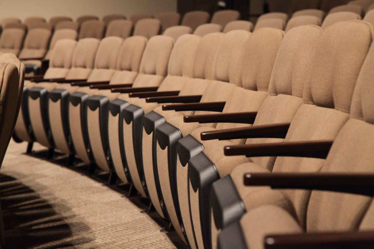 Sanctuary Theater Seating Theatre Seats