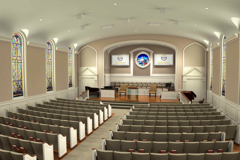 Liturgical Interior Design