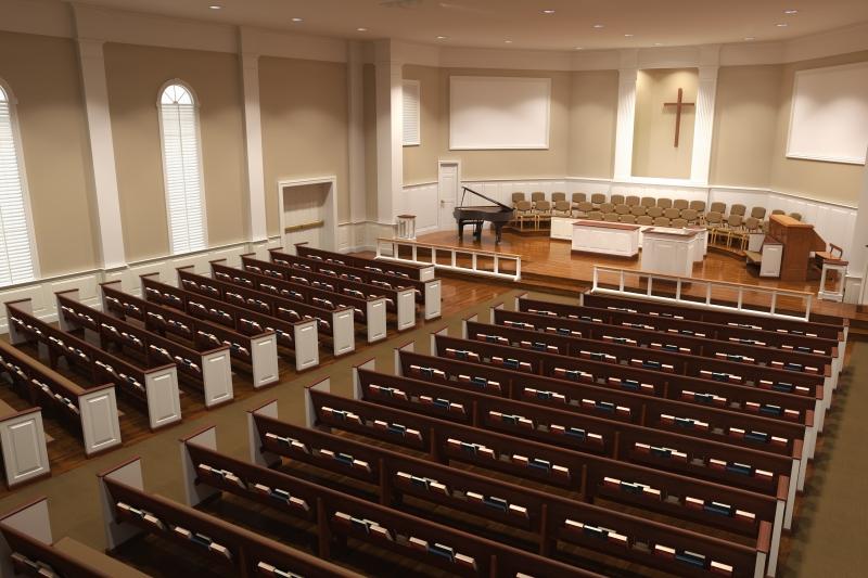 Liturgical Interior Design