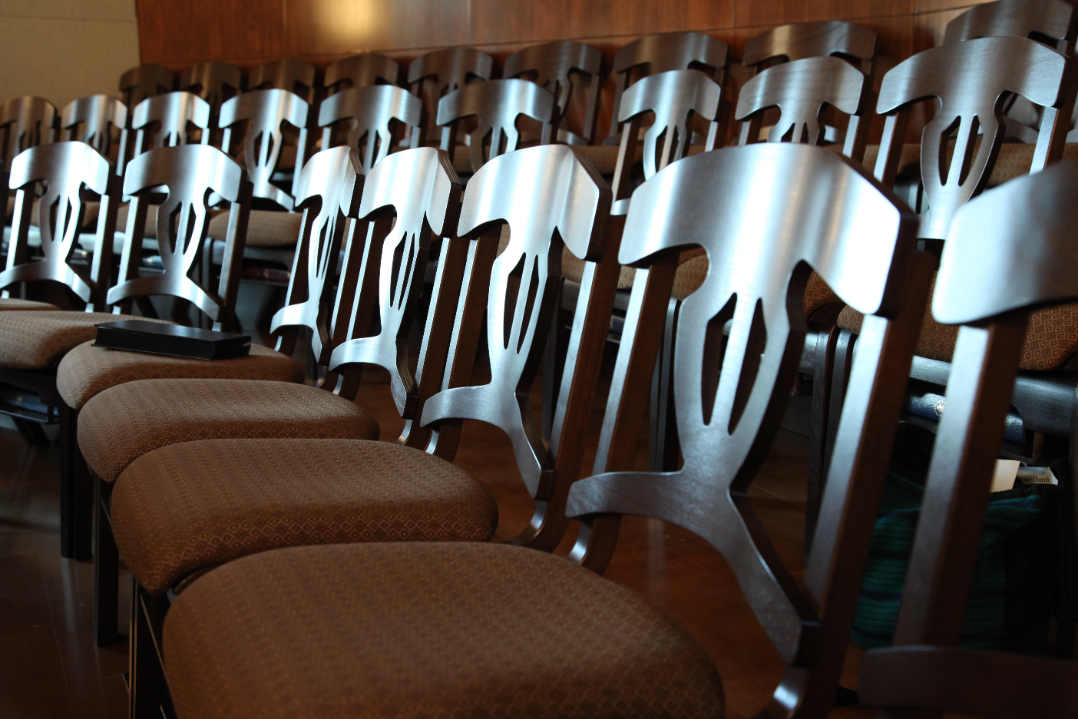 Church Choir Chairs Oak Lock Ply Harp Ply Bent Church