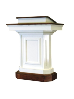 Church Interiors Colonial Pulpit