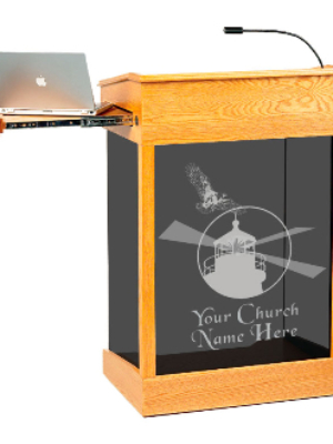 Church Interiors Executive pulpit