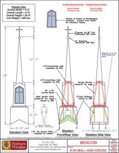 Church Steeple Design