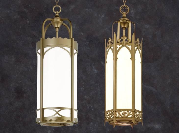 LED RetroFit Church Lighting Church Interiors Inc - Church lighting fixtures