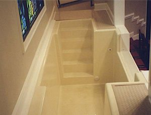 Baptisteries