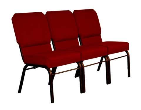 Superb Celebration Church Chair