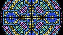 Opalescent Stained Glass