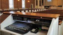 Audio at Mt. Pisgah Church