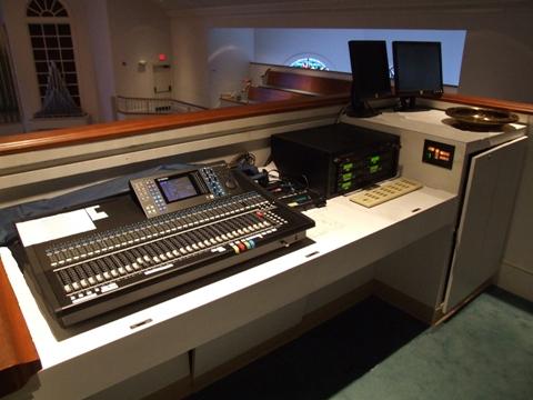 Church Interiors Audio Video 2 Church Interiors Inc
