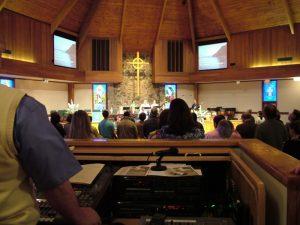 Church Interiors Audio:Video
