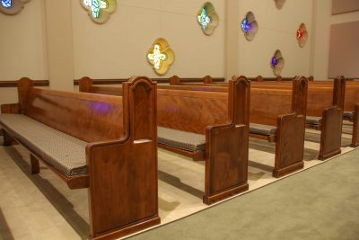 Pew Cushions Amp Pads Cushioning For Church Pews