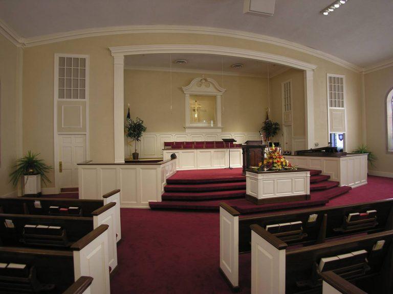 Church Carpeting