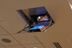 Ceiling Projector