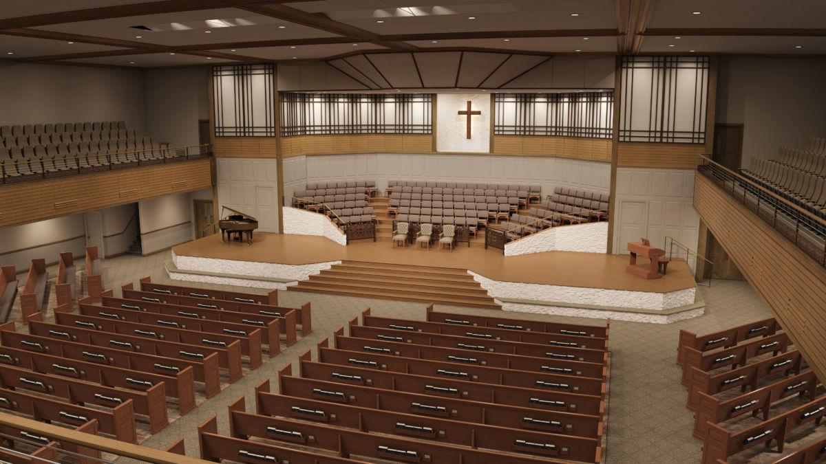 Church Decorating Services Liturgical Interior Design