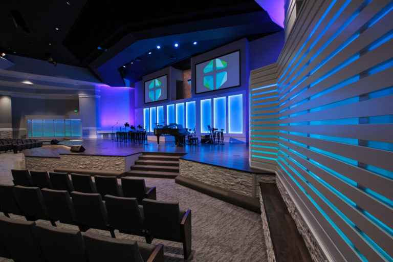 FBC-Marion,AR-2-Modern Church