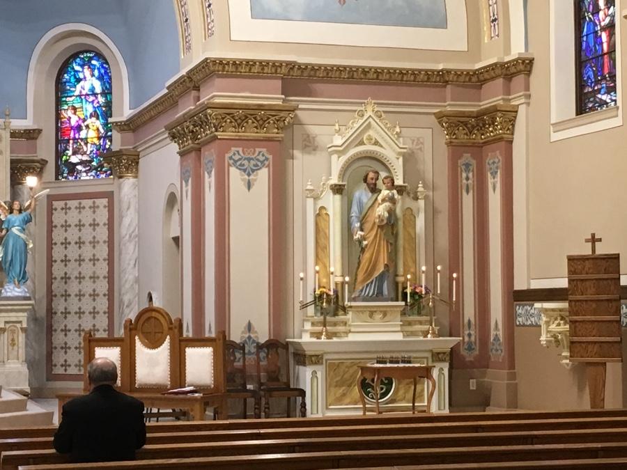 Catholic Church Renovations Remodeling Restoration