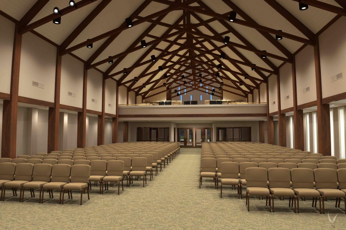 Exceptional Church Interiors, Inc.