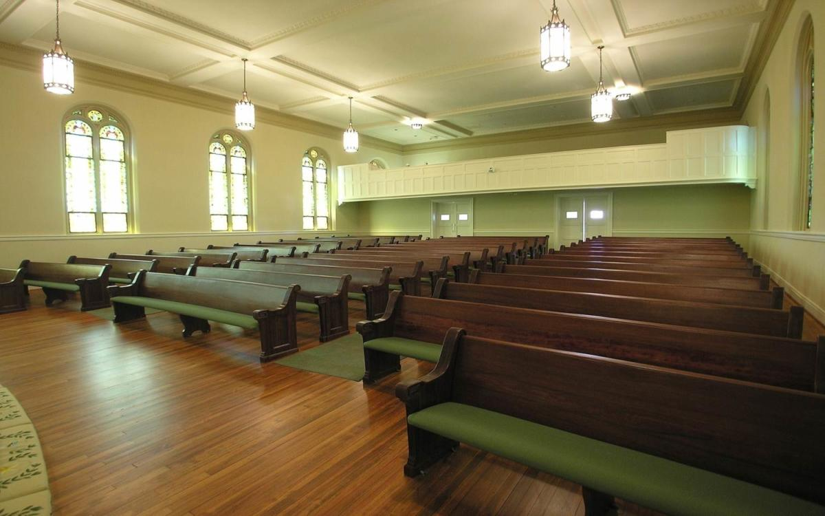 Furniture Refinishing For Pews Chairs Amp Courtroom Benches