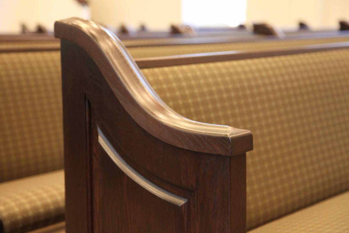 Church       Pews     Solid Oak   Maple    Pews     Pew Body Styles