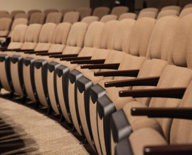 New Hope Baptist Church Seating