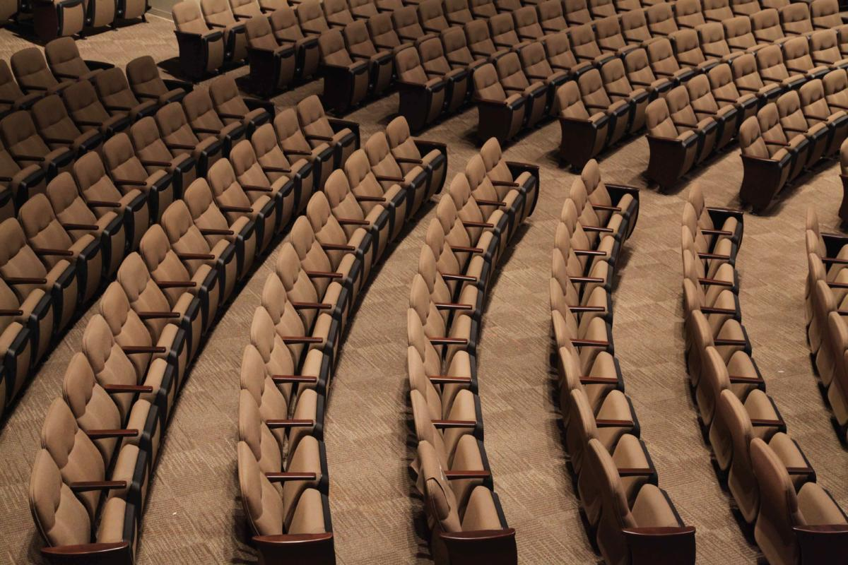 Sanctuary theater seating theatre seats church interiors inc products services freerunsca Gallery