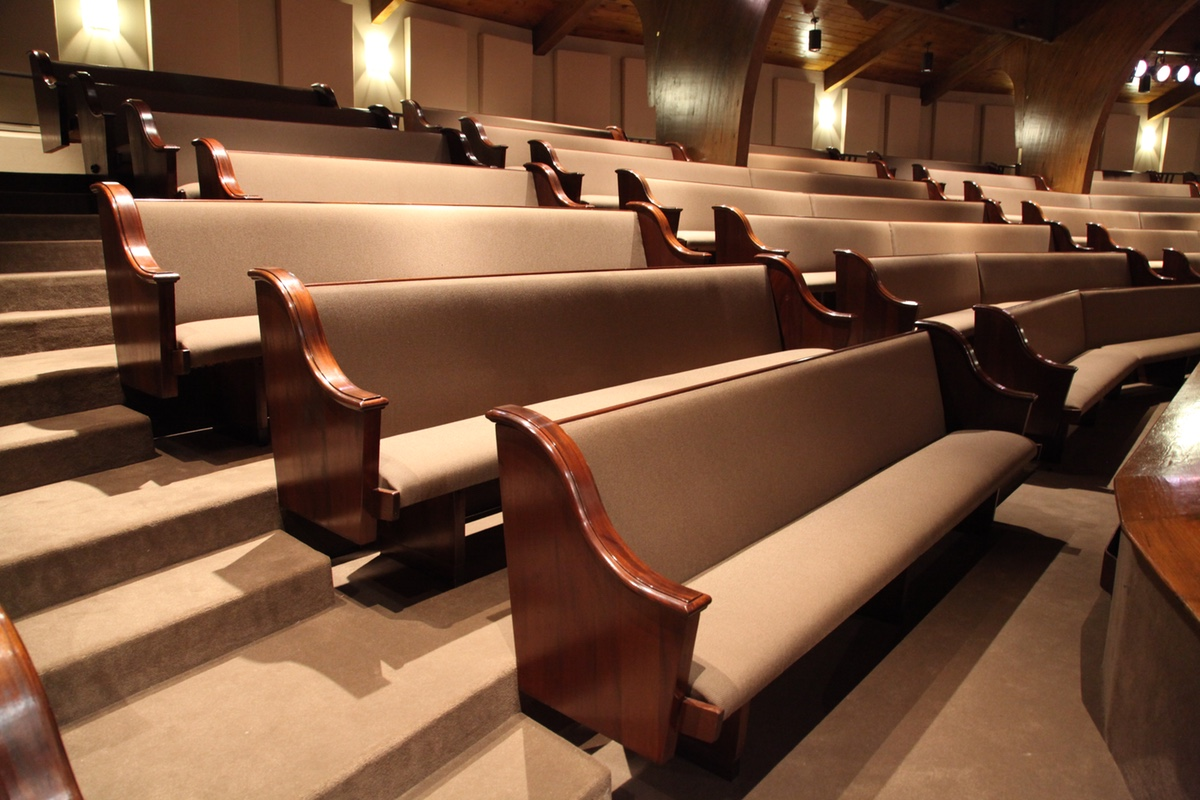 New Hope Baptist Church Pews