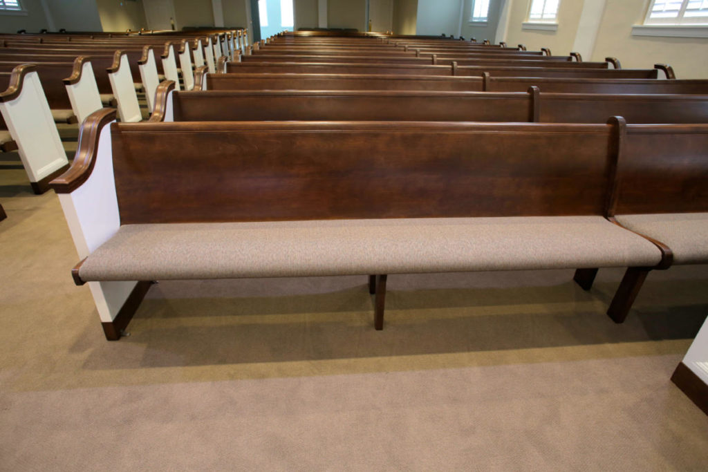 Cleveland FBC- Refinishing and Upholstery1