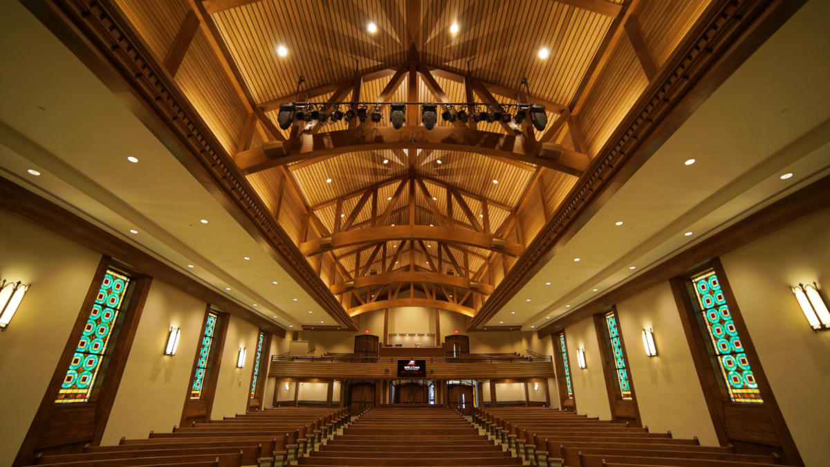 Church Lighting For Sanctuary Renovations Remodeling
