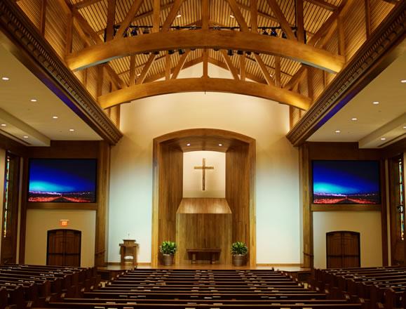 Preston Road Texas Church